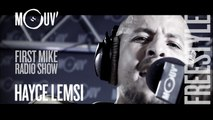 HAYCE LEMSI : Freestyle (Live @ Mouv' Studios) #FMRS