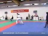 Tournoi judo national cadets de Seine Maritime