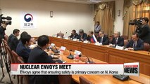 South Korea and Russia nuclear envoys meet, but differences on North Korea remain