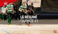 D1 Futsal, Journée 11 : tous les buts I FFF
