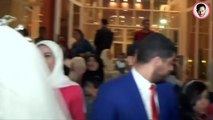 عروسة عسل اوى فرحانه يوم فرحه ونزلت رقص على المزمار الجديد | Wedding Dance