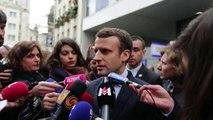 Un acteur de film X lance une invitation à Emmanuel Macron