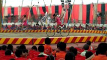 Girls cycle stunt Circus videos part -2