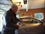 Invention de l'année: glissières pour garer 2 voitures dans un petit garage