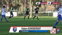 R1 Champagne/Ardenne : FC Cormontreuil -  FC Chaumont (1-2)