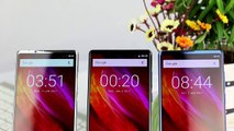 OUKITEL MIX2 artistis beauty and hands on video