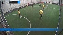 Faute de Di Kents - romagny Vs mg étanchéité  - 27/11/17 21:00 - Annemasse (LeFive) Soccer Park