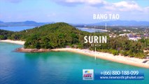 Achat maison à Surin, Phuket. Agence immobilière en Thaïlande