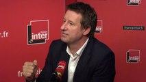 """Yannick Jadot : """"Nicolas Hulot nous explique que gouverner, c'est renoncer"""""""