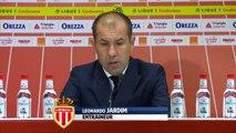 Conférence de presse AS Monaco - Paris Saint-Germain (1-2) -  Ligue 1 Conforama / 2017-18