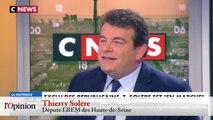 Jean-Claude Mailly: «Jean-Luc Mélenchon devrait avoir honte de son comportement»