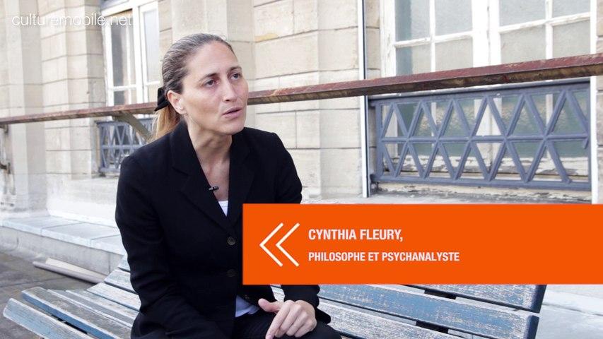 Cynthia Fleury - Les robots, oui, mais à condition de cultiver l'autonomie des patients plutôt que d'en faire des objets