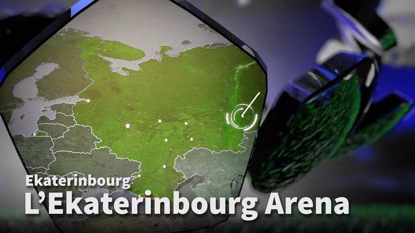 L'Ekaterinbourg Arena