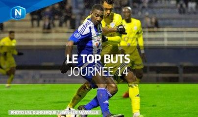 Le Top Buts (J14)