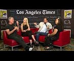 Stan Against Evil Actor John C. McGinley Isn't Your Baby Daddy Comic-Con  Los Angeles Times