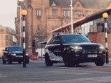 Premiers tests sur route pour les Jaguar Land Rover autonomes