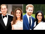 Prince William & Kate Middleton Congratulate Prince Harry & Meghan Markle