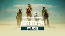 Nattali Rize - Nattali Rize - Warriors [Official Lyrics Video]
