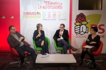 « Nouvelles technologies, travail, emploi : une révolution ?» : 4ème Entretien de la Refondation