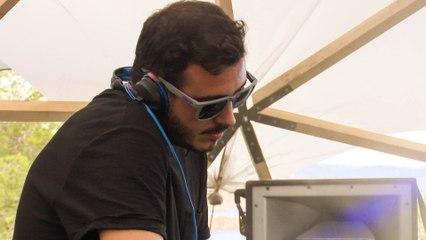 Gerard Bauza at Fort Festival, Tossa De Mar (SPA)