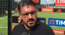 AC Milan'ın Yeni Teknik Direktörü Gattuso'ya İlk Tebrik Fatih Terim'den Geldi