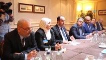 Cenevre)- Suriye Rejimi Heyeti Cenevre'ye Gelmedi- Muhalif Güçler, Tek Çözümün Beşar Esad'ın...