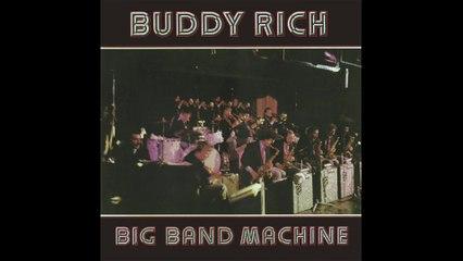 Buddy Rich - Three Day Sucker