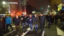 Romanians protest against corruption once again
