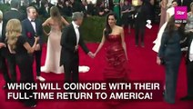 George Clooney Set To Renew Vows With Wife Amal