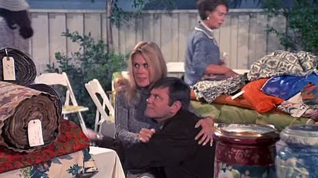 Bewitched (1964-1972) Samantha Is Earthbound-Tatlı Cadı 8.Sezon 16.Bölüm