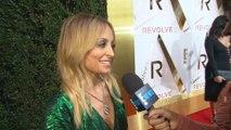 Nicole Richie Talks Receiving Revolve Icon Award