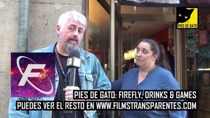 Pies de Gato - Firefly (Trailer)