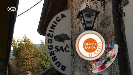 Comida rápida: burek de Bosnia | Global 3000