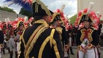 Quelques images de plus des journées de commémoration de la Bataille de Waterloo ramenées par Guillemette Echalier qui les a suivies pour vous