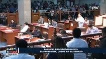 Panukalang dagdag-buwis sa pagmimina, lusot na sa Senado