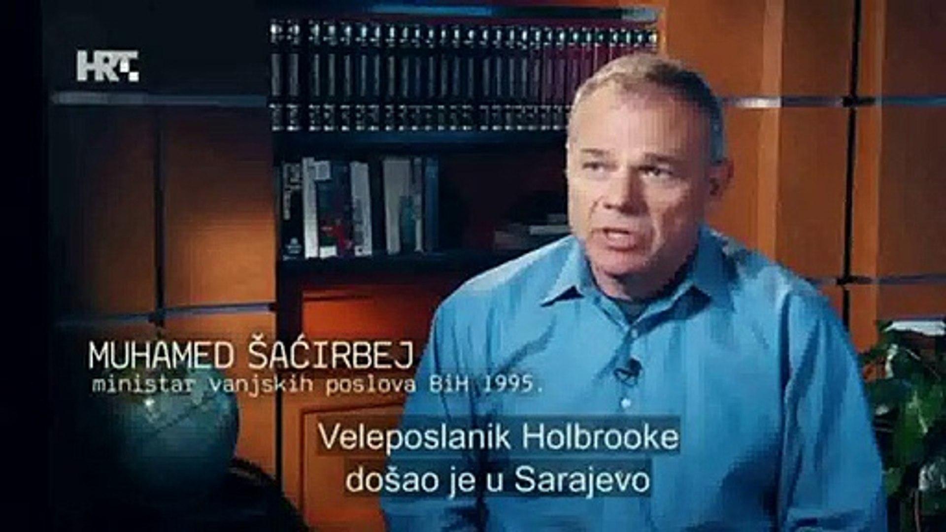 Bivši predsjednik SRJ i Srbije Slobodan Milošević preklinjao je Amerikance da zaustave ofanzivu na B