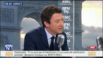 """Annulation de l'encadrement des loyers à Paris: """"Nous ferons appel de la décision du tribunal"""", assure Benjamin Griveaux"""