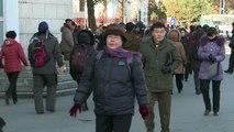 Réactions à Pyongyang après l'annonce de la réussite d'un tir de missile qui pourrait atteindre les Etats-Unis