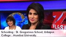 News anchor Rubika Liyaquat - video dailymotion