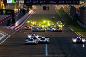 2017 Wec 6 Hours of Bahrain - 52min report