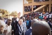Déclaration conjointe du Président de la République, Emmanuel Macron, et de M. Roch Marc Christian Kaboré, Président du Burkina Faso