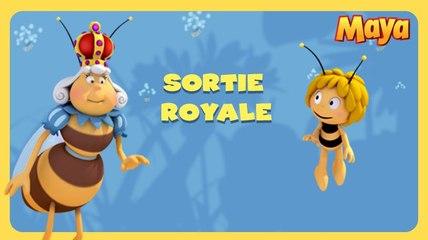 Maya l'abeille - Sortie Royale