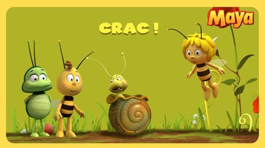 Maya l'abeille - CRAC !