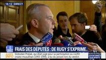"""Frais des députés: """"Tous les frais engagés devront pouvoir être justifiés"""", annonce François de Rugy"""