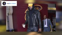 Social Media Reacts To Lebron James' First Career Ejection