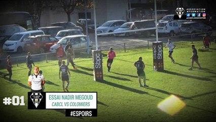 | VIDEO | Le top essais du dernier weekend la #formation du CABCL !