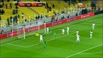 Alper Potuk second Goal HD - Fenerbahce 4 - 0 Adana Demirspor - 29.11.2017 (Full Replay)