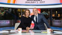 "Katie Couric Once Said That Matt Lauer Often Pinched Her ""On The Ass"""