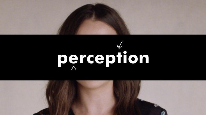 self(i.e.) series: perception