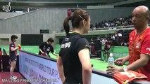 Miu Hirano vs Chen Meng | WS | Japan Open 2017